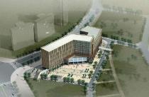 深圳虚拟大学园院校产业化综合大楼